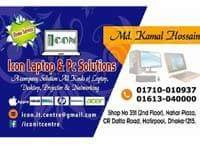 Icon Laptop & Pc Solution