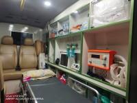 ICU Ambulance Service - 01627669222