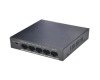 PFS3005-4P-58 4-Port PoE Switch