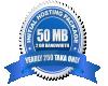 Initial Hosting (50MB)