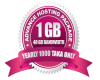 Advance Hosting (1GB)