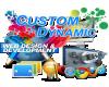 Custom Static Web Page