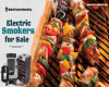 The Best Electric Smoker Grill | Electric Smokers for Sale