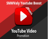Organic promotion of your youtube channel